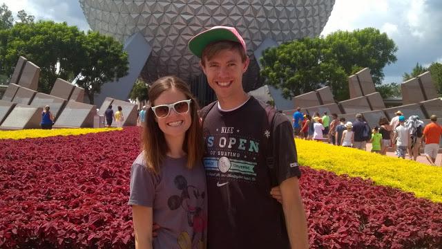 Disney World – 1 Year Anniversary Style