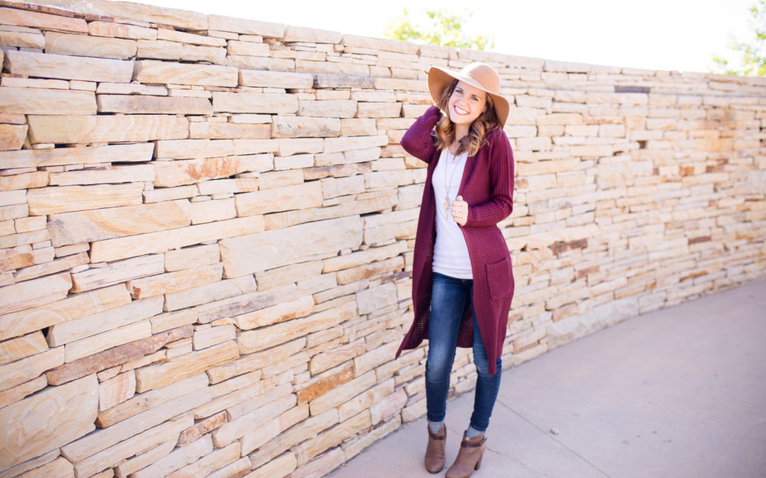 Fall Layering Outfit Inspiration