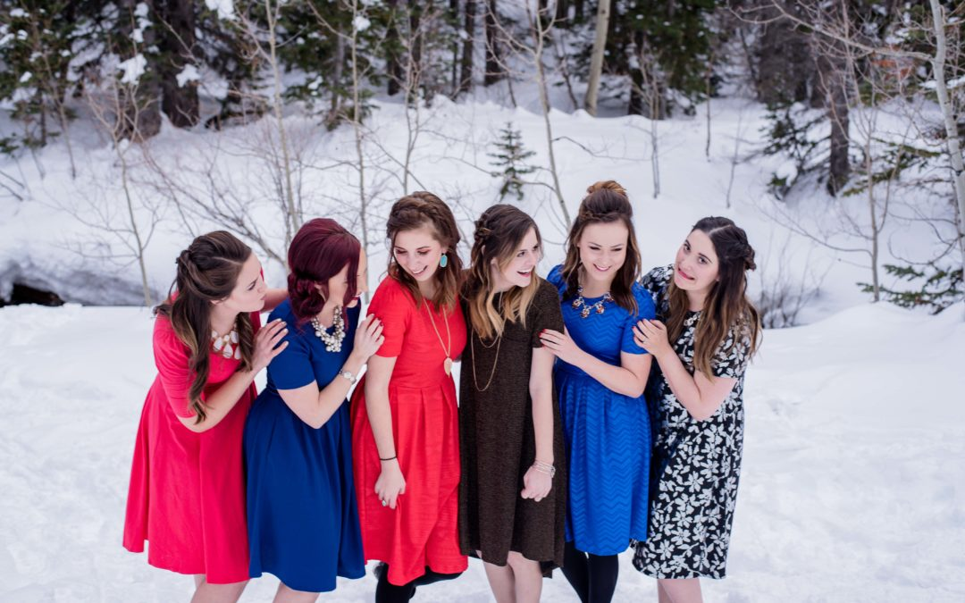A Review of Many Different LuLaRoe Style Dresses