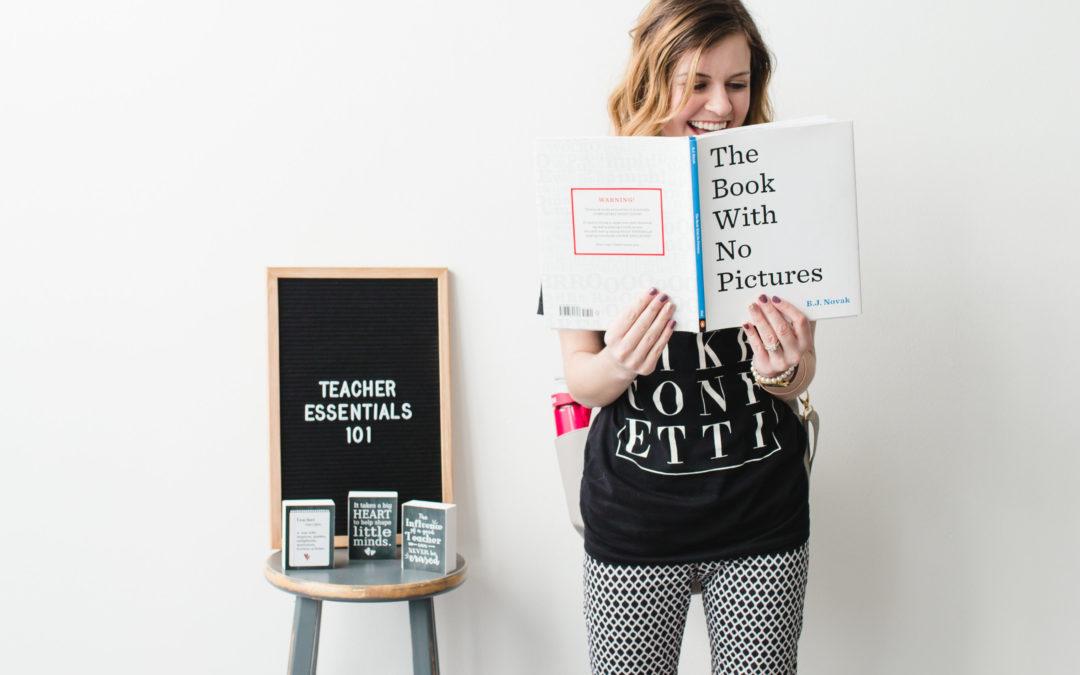8 Teacher Essentials Every Teacher Needs (That Are Not Classroom Supplies)