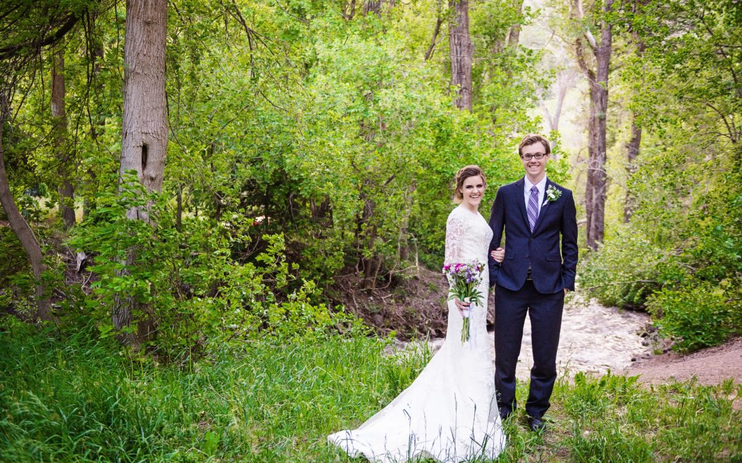 Modest Wedding Dress Stylized Shoot with Mon Cheri